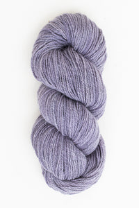 Organic Angora and Merino Blend, Logwood