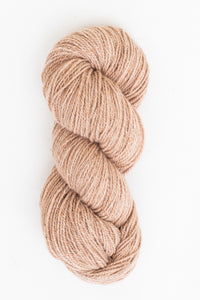 Organic Angora and Merino Blend, Voca Peach