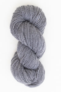 Organic Angora and Merino Blend, Voca Grey