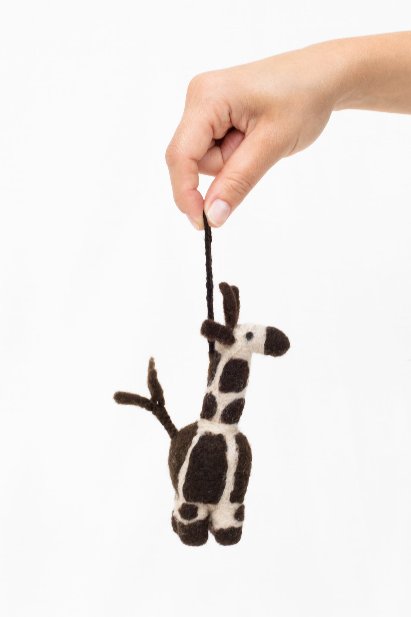 Ollie Giraffe Ornament