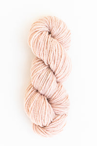 Organic Merino Wool Worsted, Cochineal Blush