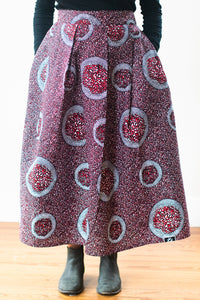 Mapenzi Skirt, Bountiful