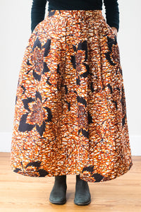 Mapenzi Skirt, Maple