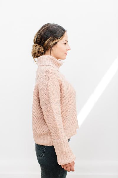 Nzayi Sweater in Organic Wool