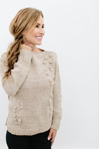 Safina Sweater in Ethiopian Cotton