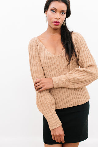 Ziripa Sweater in Organic Merino