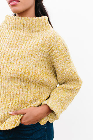 Khesia Pullover in Organic Wool