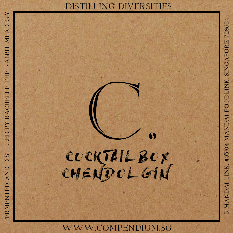 Cocktail Box (Chendol Gin)
