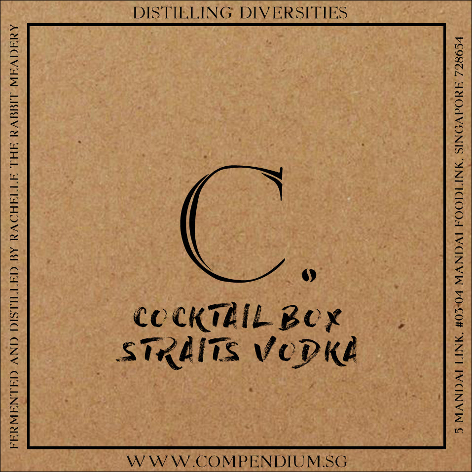 Cocktail Box (Straits Vodka)