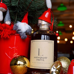 Gingerbread Liqueur
