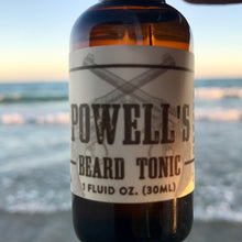 Powell's Beard Tonic