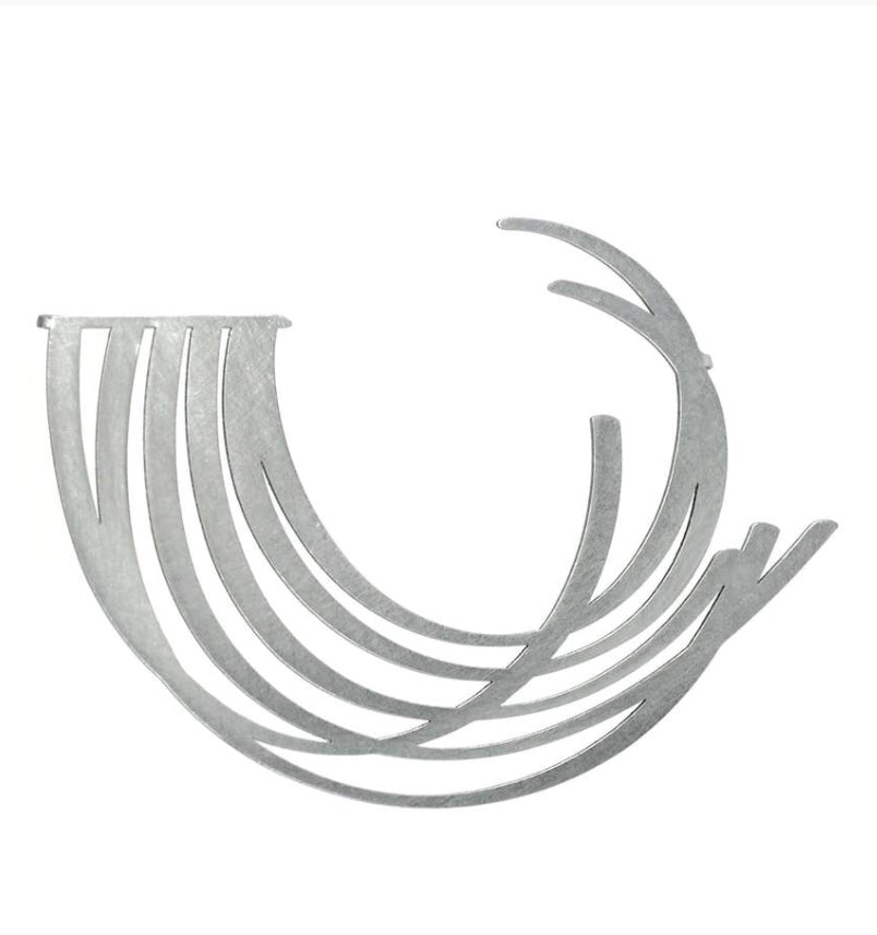 INSYNC Design Breathe Brooch