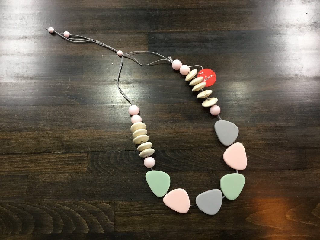 Namastai Mint Pink Necklace