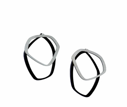 INSYNC Design X2 Small Stud Earrings