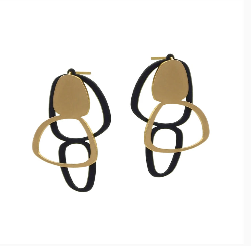 INSYNC Design X2 Boulder Earrings