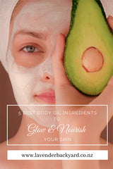 5 Best Body Oil Ingredients to Glow & Nourish Skin