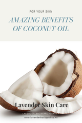 Natural Skin Care | Amazing Beauty Benefits of Coconut Oil for Skin