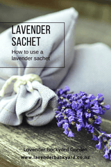 Best Scents | How to Use a Lavender Sachet