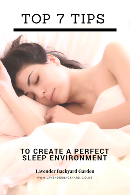 How to Sleep Better | 7 Tips to Create a Perfect Sleeping Environment