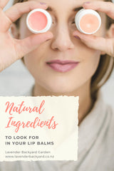 Natural Ingredients to Look for in Your Lip Balms