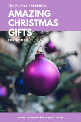 Purple Presents | Top 5 Amazing Christmas Gifts for Women
