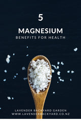 Better Health | Top 5 Health Benefits of Magnesium