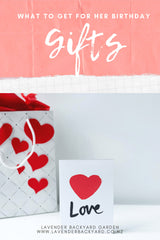 Gift Ideas | Romantic Birthday Gifts for Her