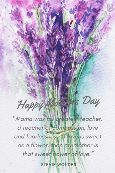 Lavender Backyard Garden wishes every mom has a happy mother's day! Click to find out amazing lavender products from our online shop.