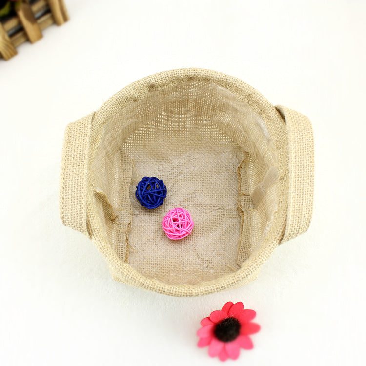 Vintage Small Pot Bag
