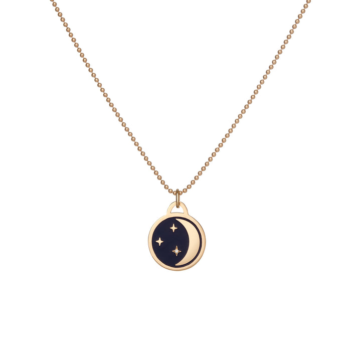 LUNA MEDALLION
