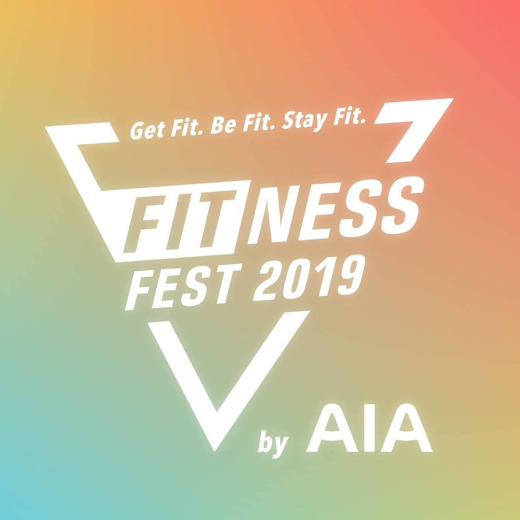 Upcoming: Fitness Fest at Marina Bay Sands, 27 April 2019