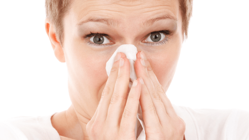 5 Common allergens at home to get rid off today