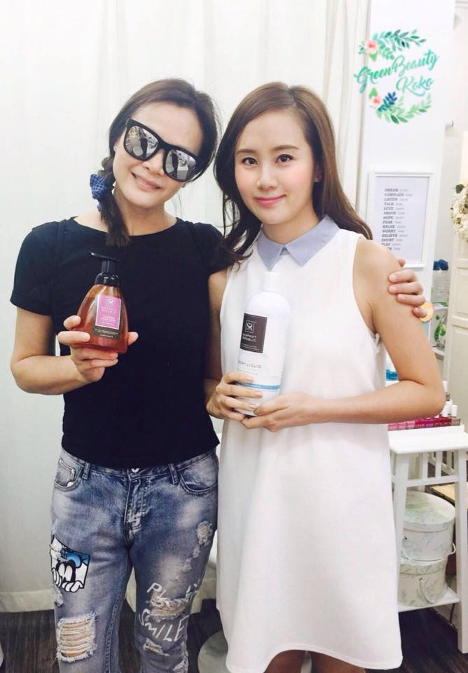 [Testimonial] Super Model, Janet Ma, loves natural Soapnut Republic! and more reviews