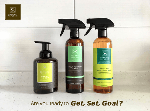 Get Set Goal Bundle