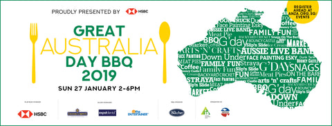 The Great Australia Day BBQ 2019