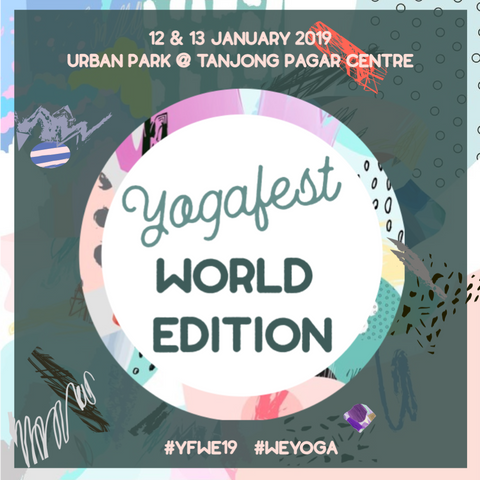 Yogafest W.E. WELL+GOOD Market