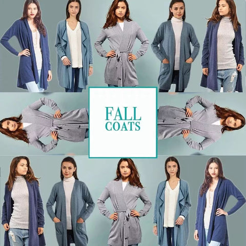Feine Cashmere Fall Coats