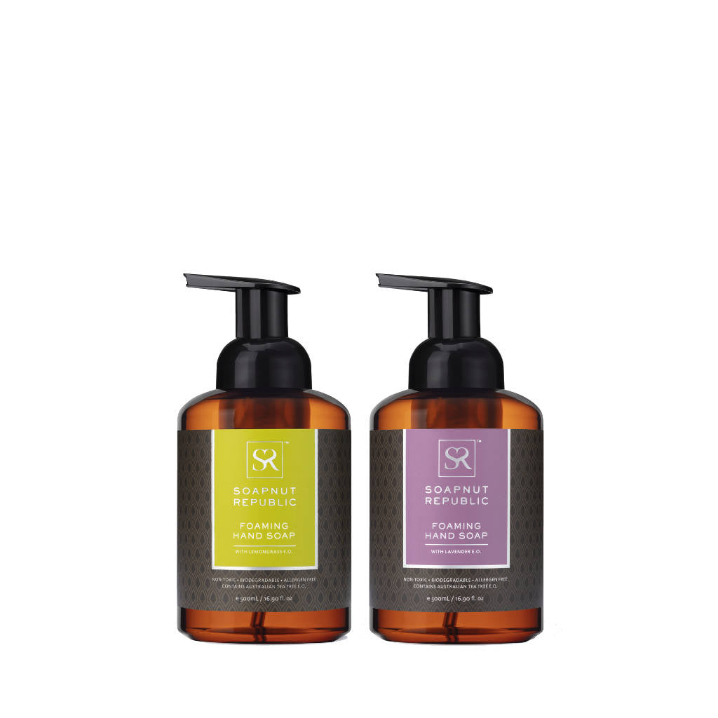 Hand Soap Duo