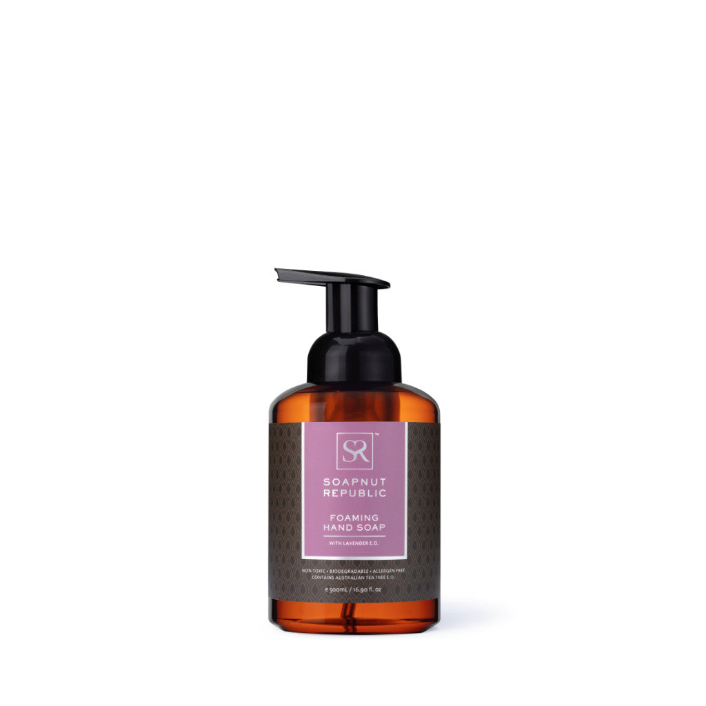 Foaming Hand Soap with Lavender E.O. (500ml)
