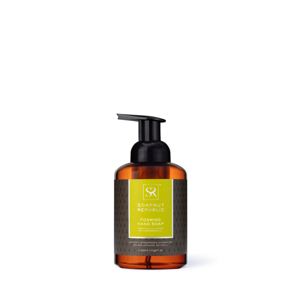 Foaming Hand Soap with Lemongrass E.O. (500ml)