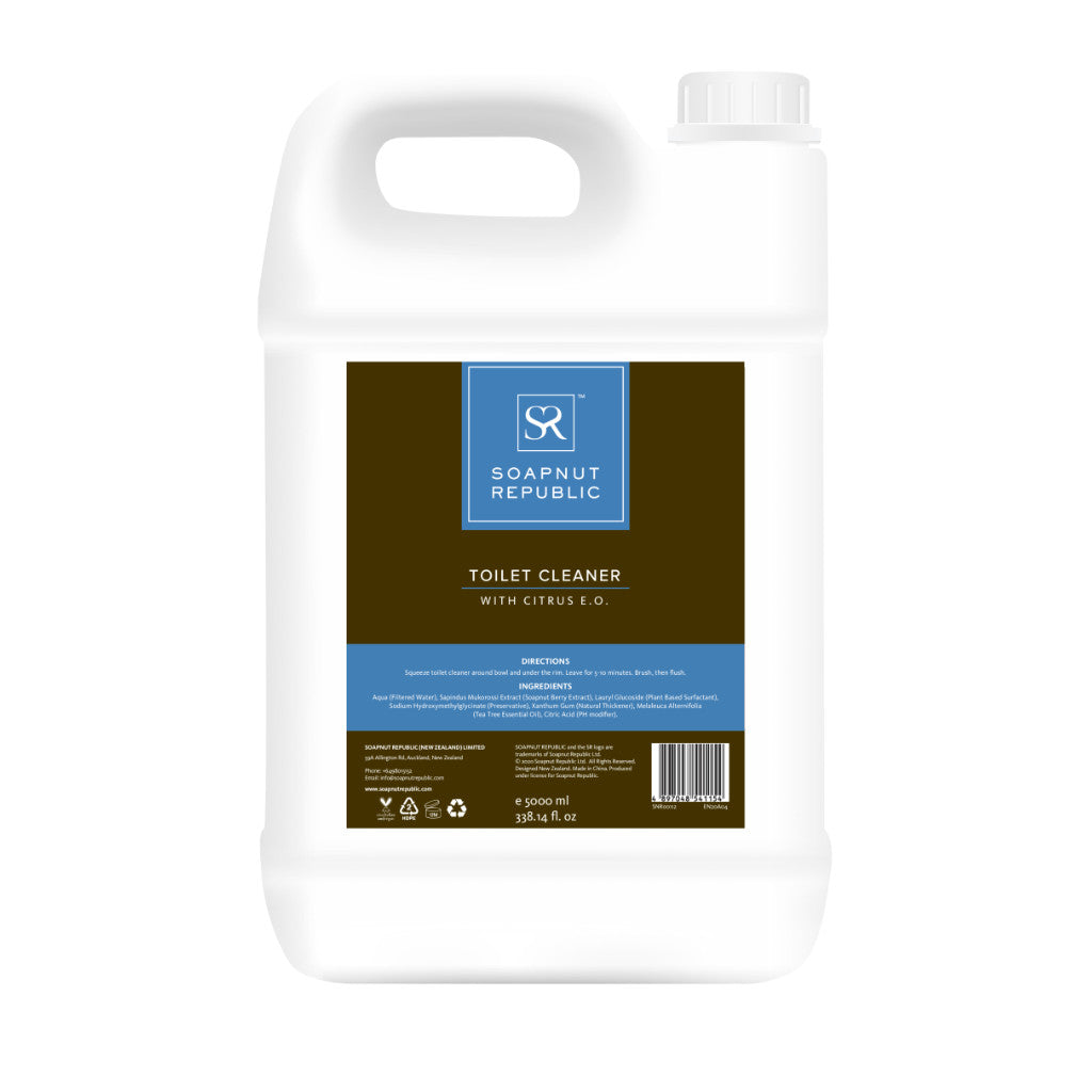 Toilet Cleaner with Tea tree E.O (5L)