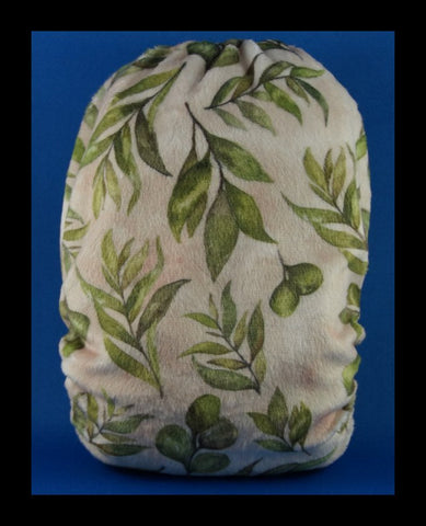 Olive Tree 'Printed Pretty' Nappy!