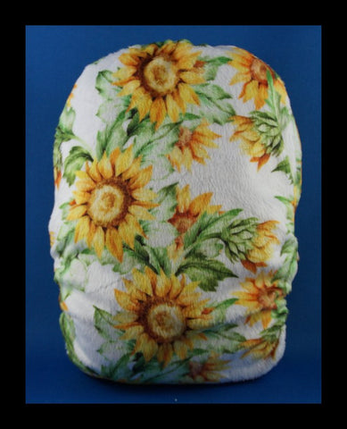 Sunflowers 'Printed Pretty' Nappy!