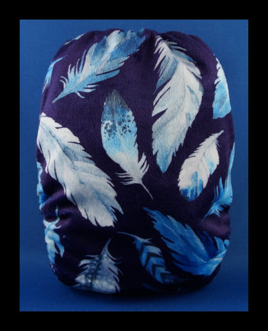 Feathers 'Printed Pretty' Nappy!