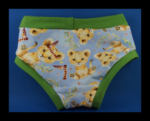 Lion Cub Undies (size 2)