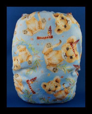 Lion Cubs 'Printed Pretty' Nappy!