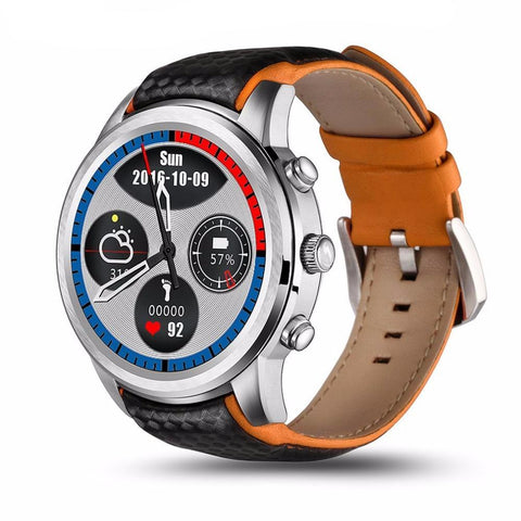 LEMFO LEM5 Smart Watch GPS Smartwatch for Android & iPhone