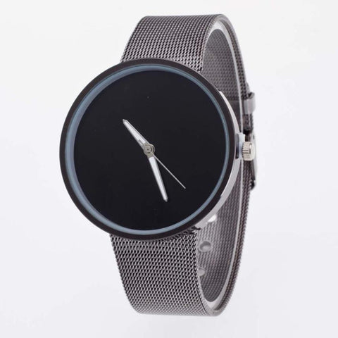 Men's Metal Mesh Watch