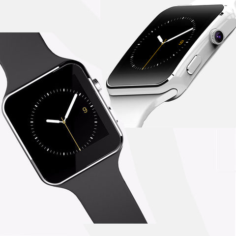 X6 Sport Smart Watch X6 For iPhone Android