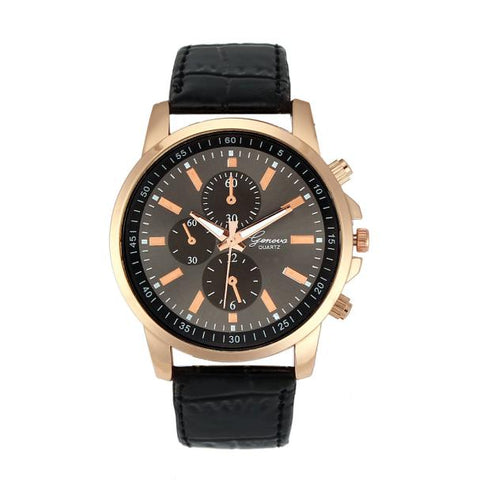 Casual Women's Watches Faux Leather